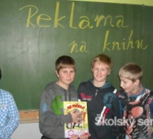 Reklama na knihu