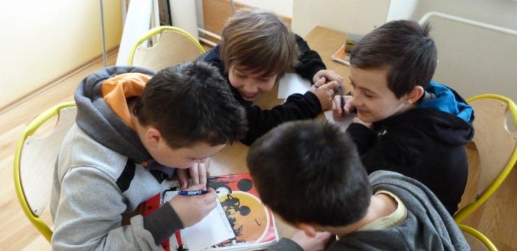 Hana Košková –  Prekvapenie s vranou (návrh vyučovacej hodiny)